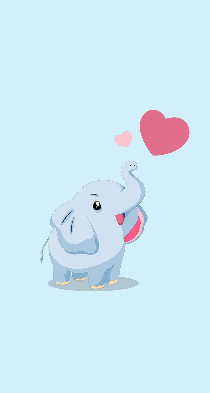 Elephant Wallpaper Iphone X Wallpaper 362187995024919463