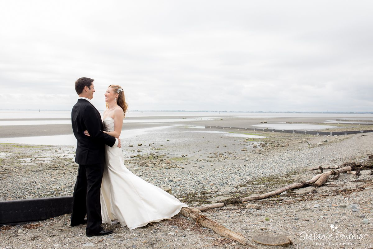 Crescent Beach Wedding Photography In White Rock BC