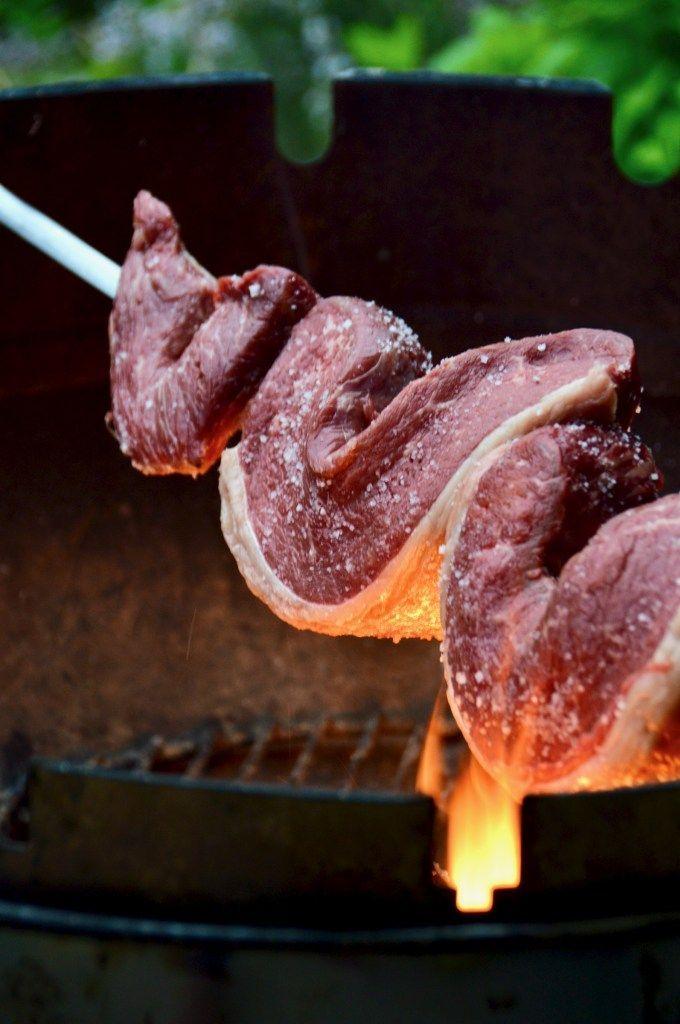 Tafelspitz grillen: Picanha – bacon zum steak