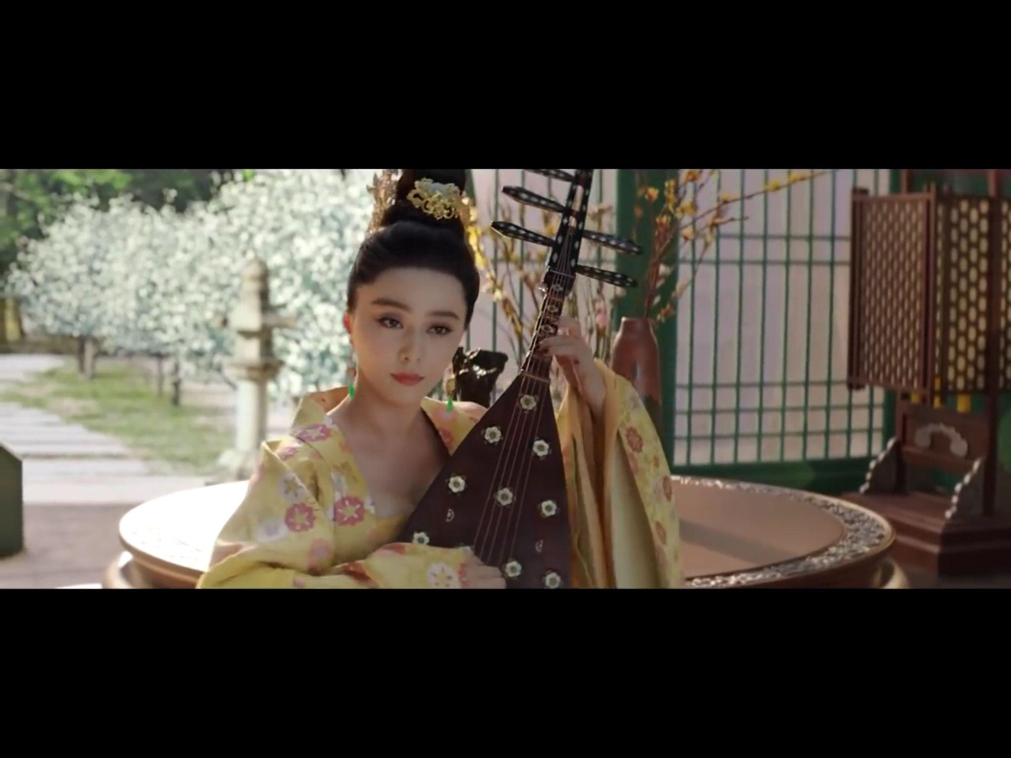 王朝的女人·杨贵妃 剧照 / The Lady of the Dynasty Chinese period