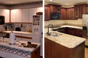 17 Best ideas about Cabinet Refacing Cost on Pinterest | Kitchen cabinet  doors, Cabinet refacing and Refacing kitchen cabinets