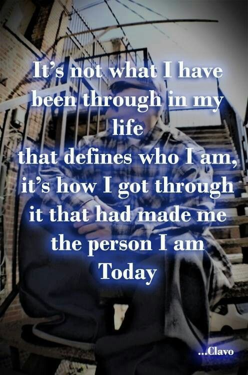 The person I am today (With images) Gangster quotes