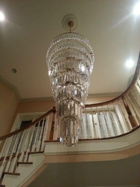 Zeitgenössische Kronleuchter Für Foyer #foyer #kronleuchter #zeitgenossische