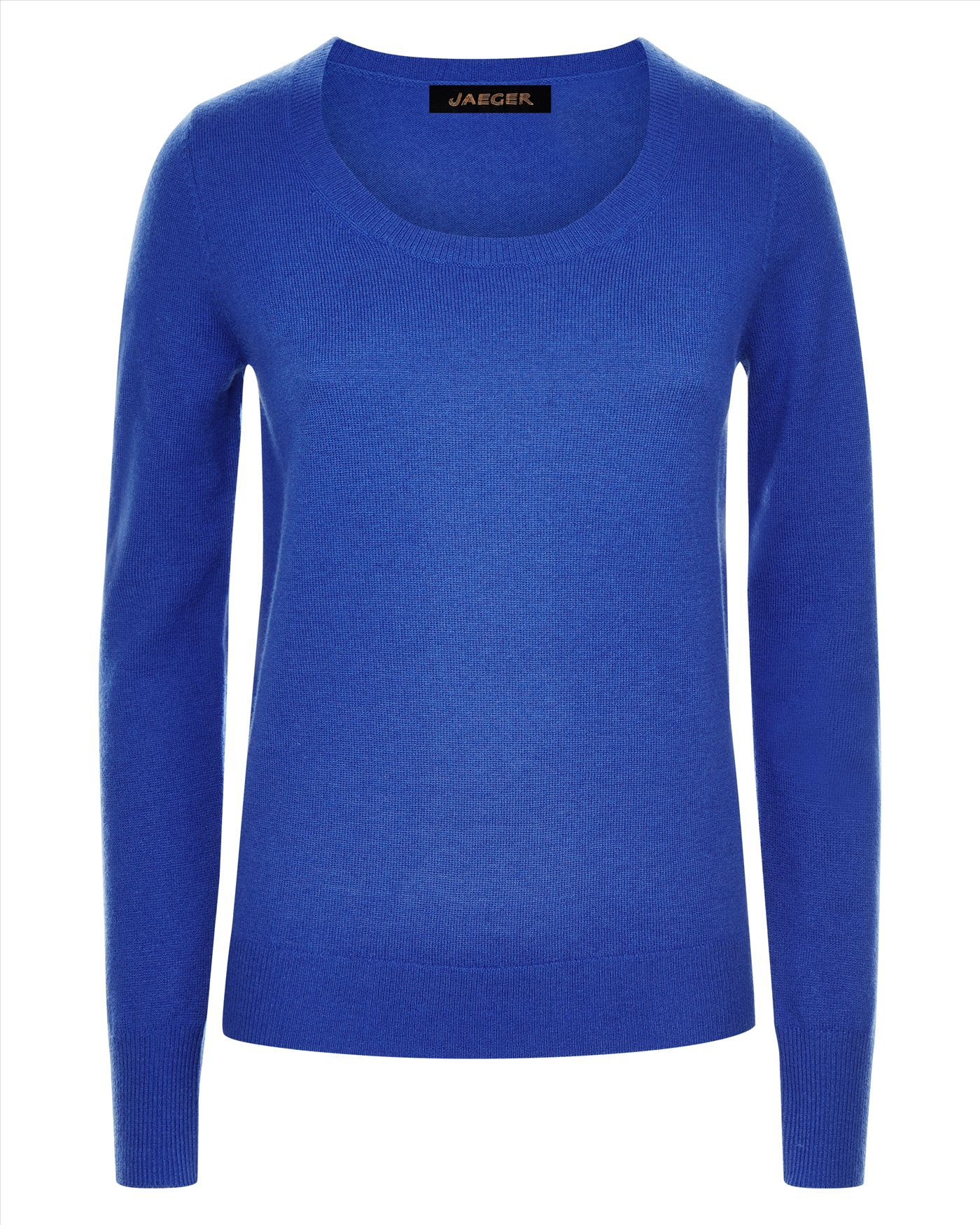 Wool Cashmere Sweater,Bright Blue,original | Jewel Winter - House ...