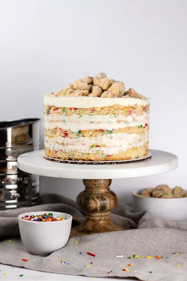 Copycat Milk Bar Birthday Cake Recipe - Flour Covered Apron