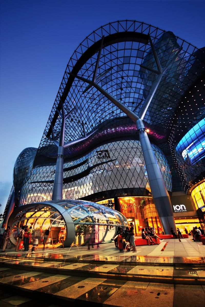 Cjwho Ion Orchard Singapore By Benoy Ion Orchard Has Orchard Road Singapore Culture Of Singapore Wanderlust Singapore