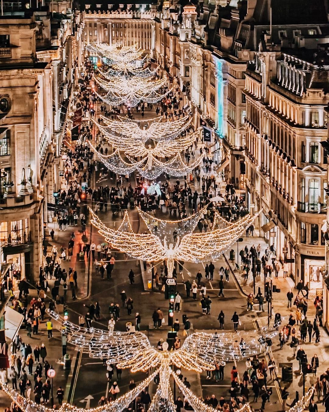 Discover the best London Christmas lights and decorations