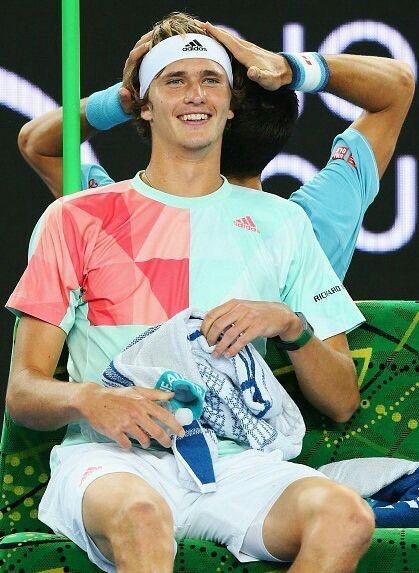 Alexander Zverev Alexander Zverev Tennis Players Tennis World