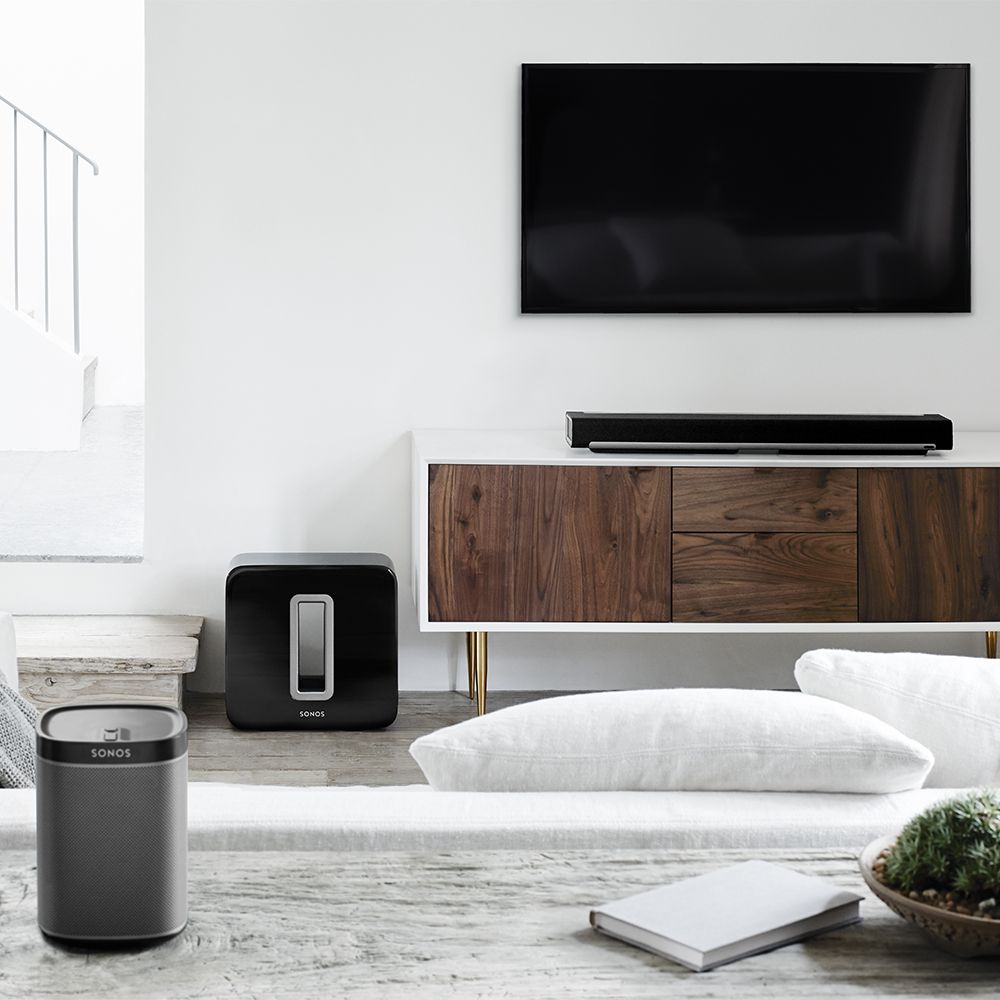 sonos playbar | home stuff | Pinterest | Sonos, La lofts and Living ...
