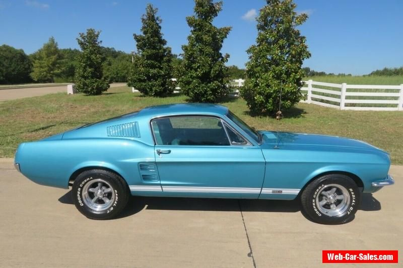 1967 Ford Mustang Fastback Ford Mustang Forsale Canada