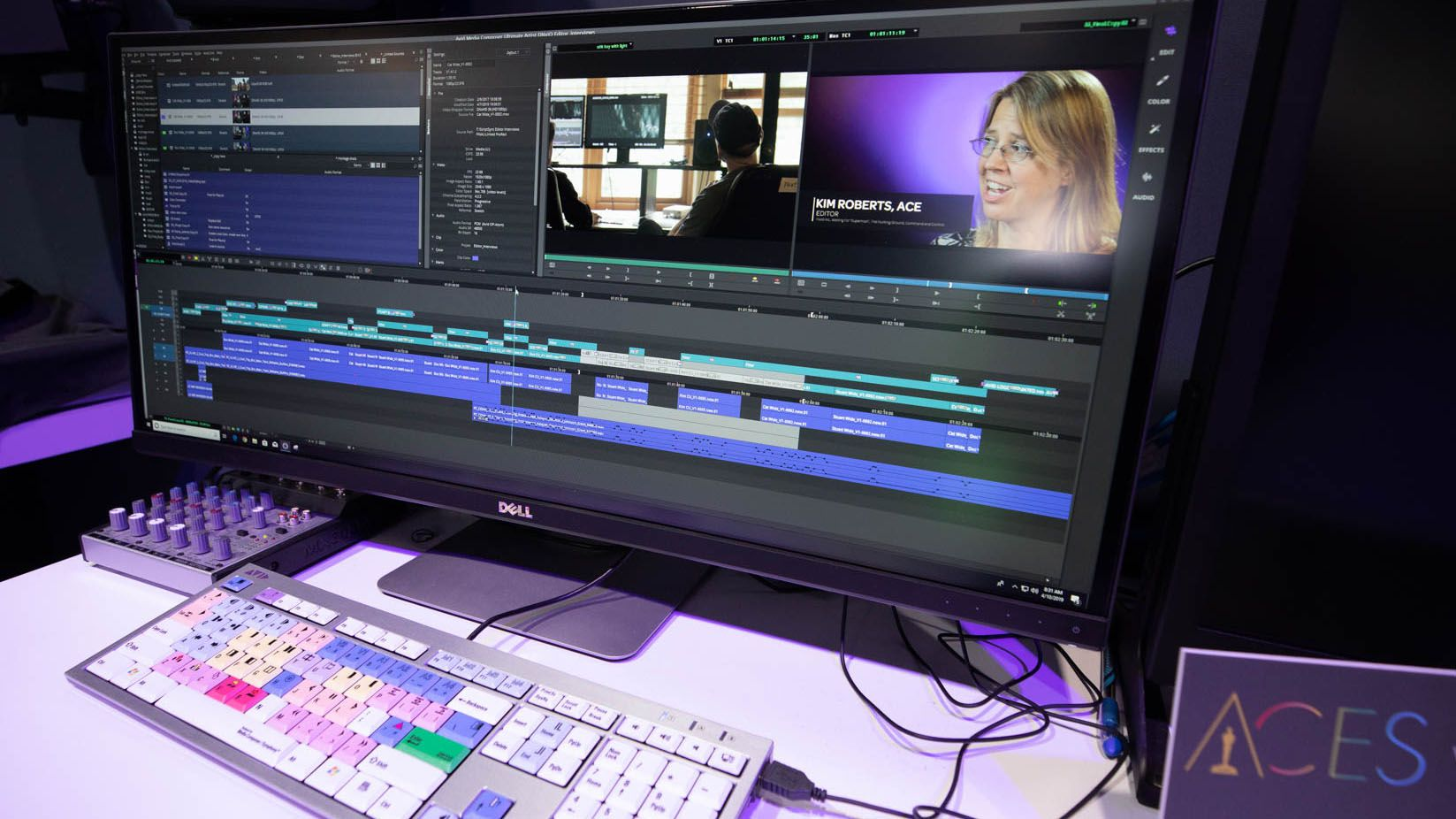 Media Composer 2019 Re Discover The Joy Of Editing Creatively Avid Nabshow Nab2019 Nab Mediacomp Video Editing Software Creative Video Video Editing