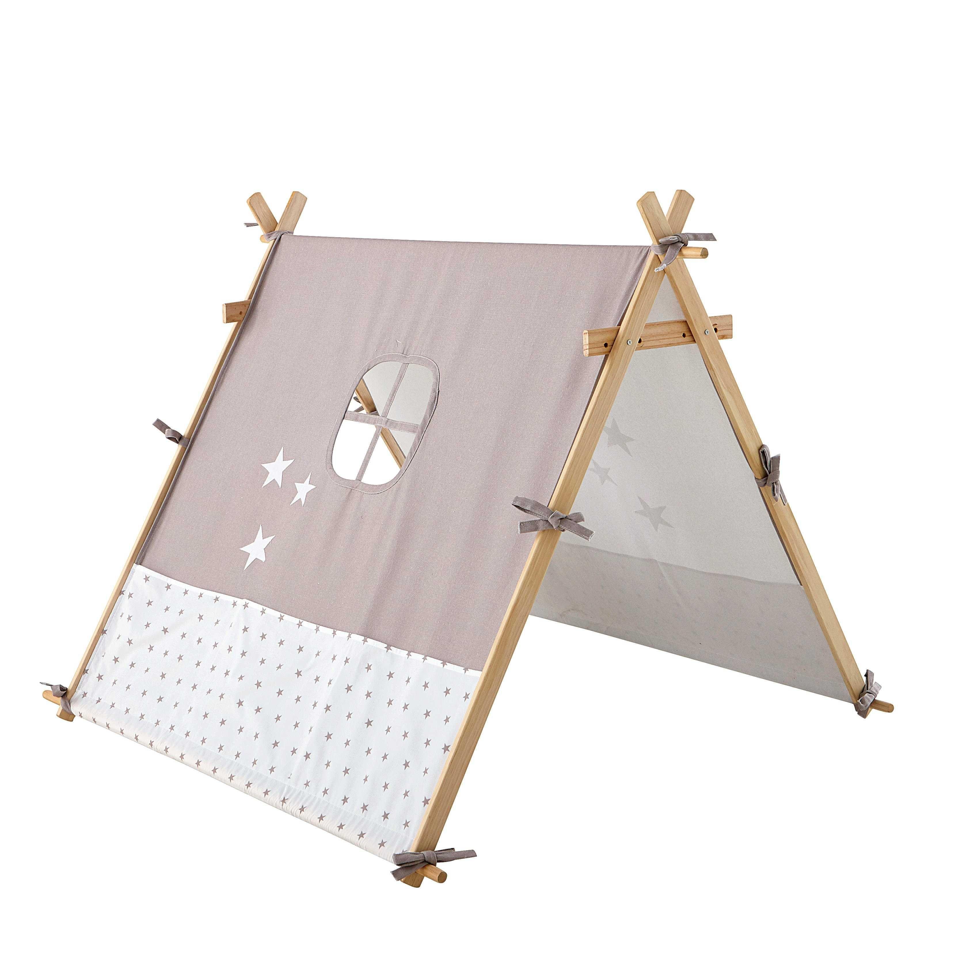 maisons du monde tente enfant motifs toiles 80 x 100 cm. Black Bedroom Furniture Sets. Home Design Ideas