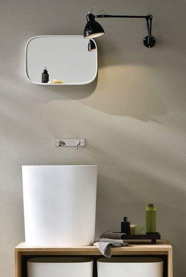 Wandspiegel Badspiegel Fonte Spiegel Rexa Design Monica