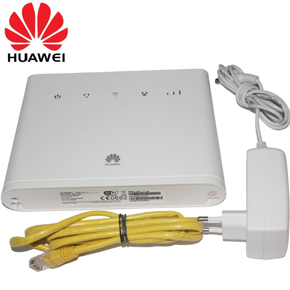 Only $398 80] HUAWEI B310S-22 150Mbps 4G LTE CPE WiFi Access