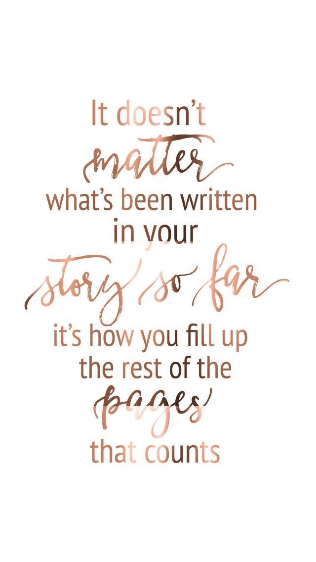 Resultado De Imagen Para Rose Gold Wallpaper Words Of Wisdom