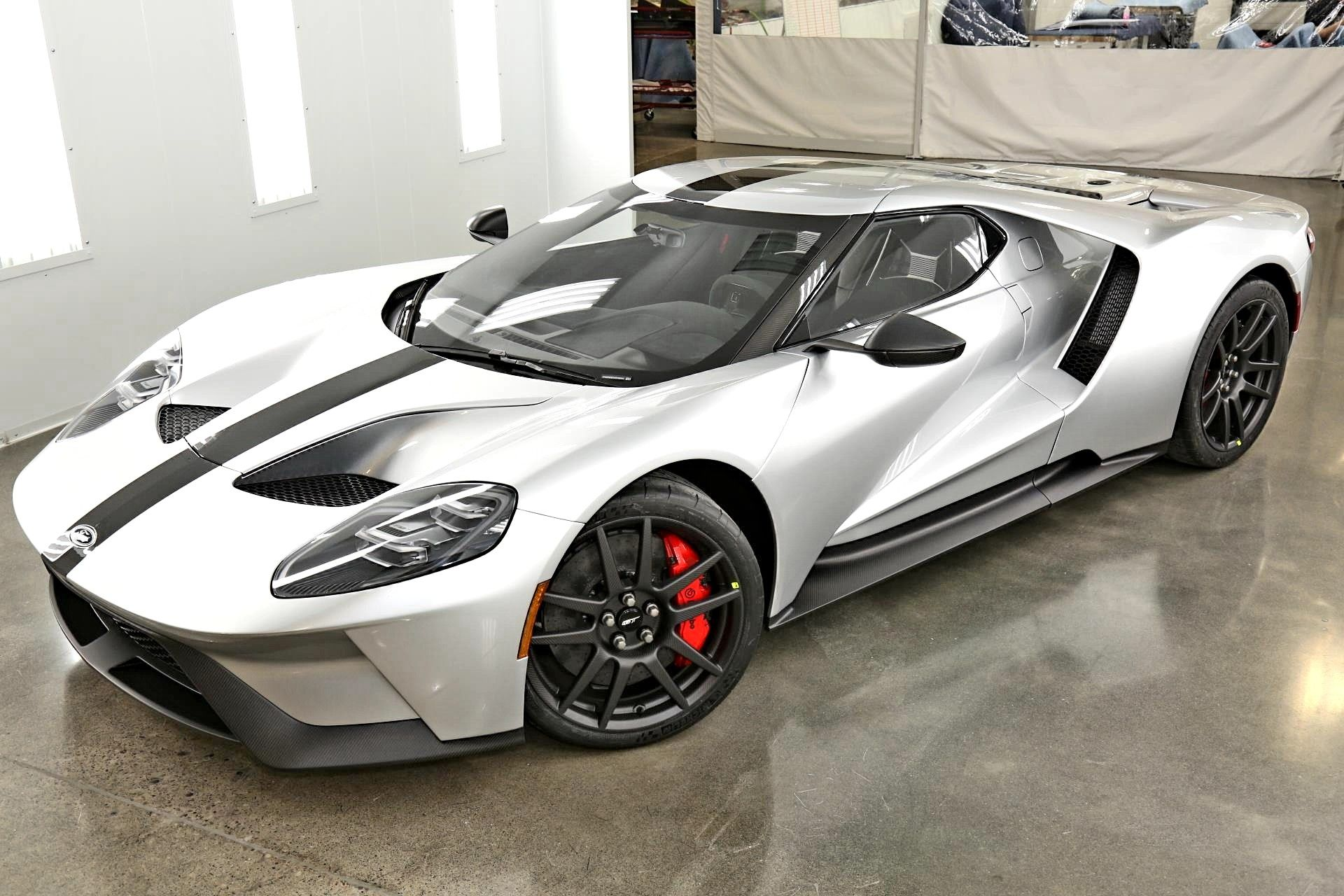 2018 Ford Gt Supercar Ford Gt Car Ford Super Cars