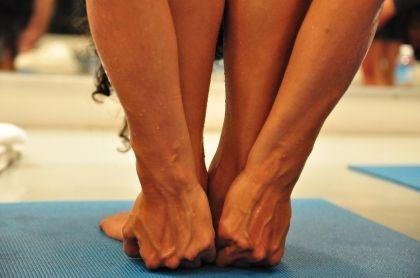 30 Day Yoga Challenge - Day 2