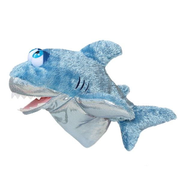 Tuffy Puppet Shark Puppet The Puppet Company Puppets