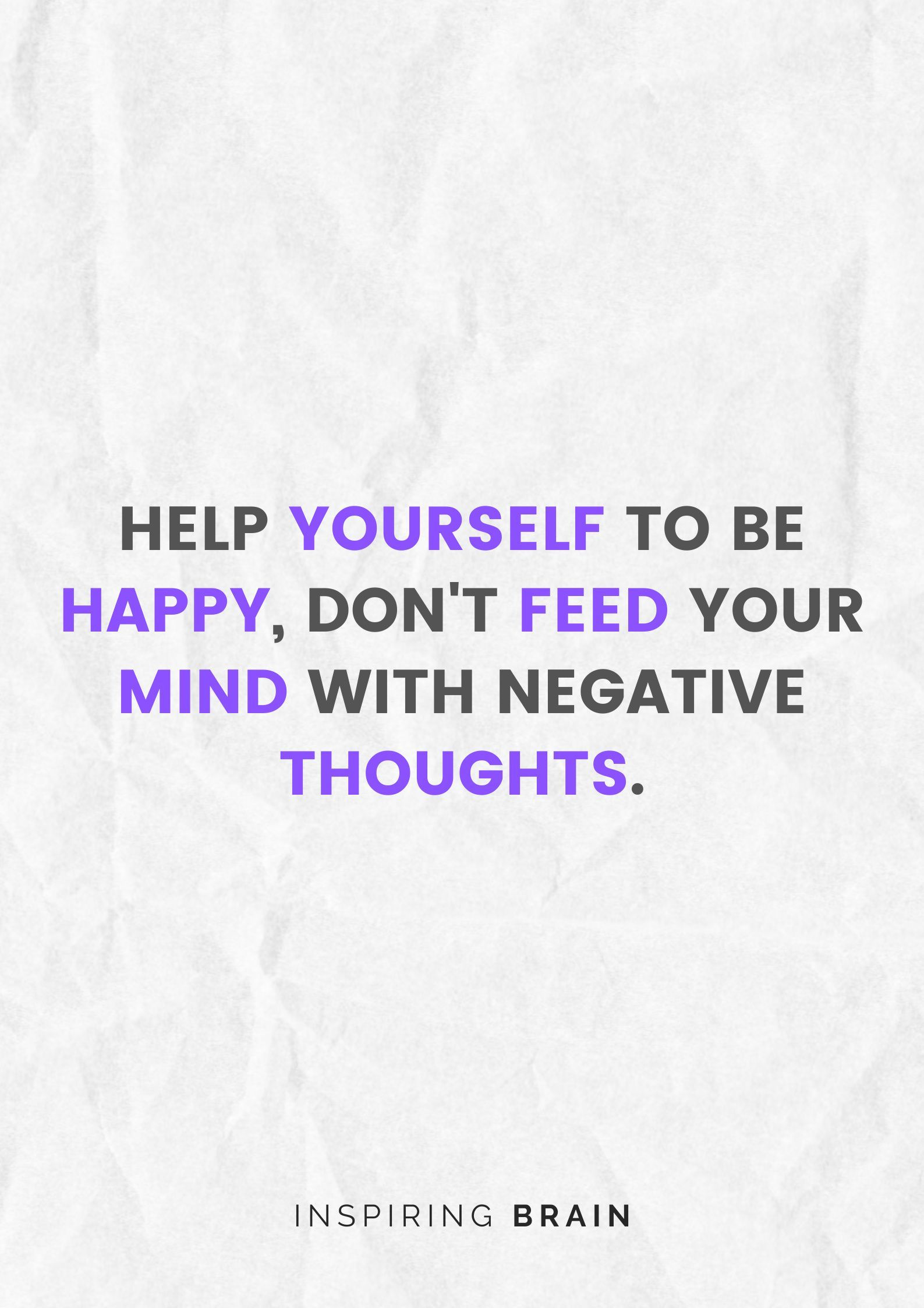 Hep Yourself First To Be Happy Again Deep Thought Quotes Quotes That Hit Hard So True Quote Posters
