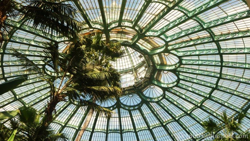 Royal Greenhouses of Laeken, Brussels | smarksthespots.com