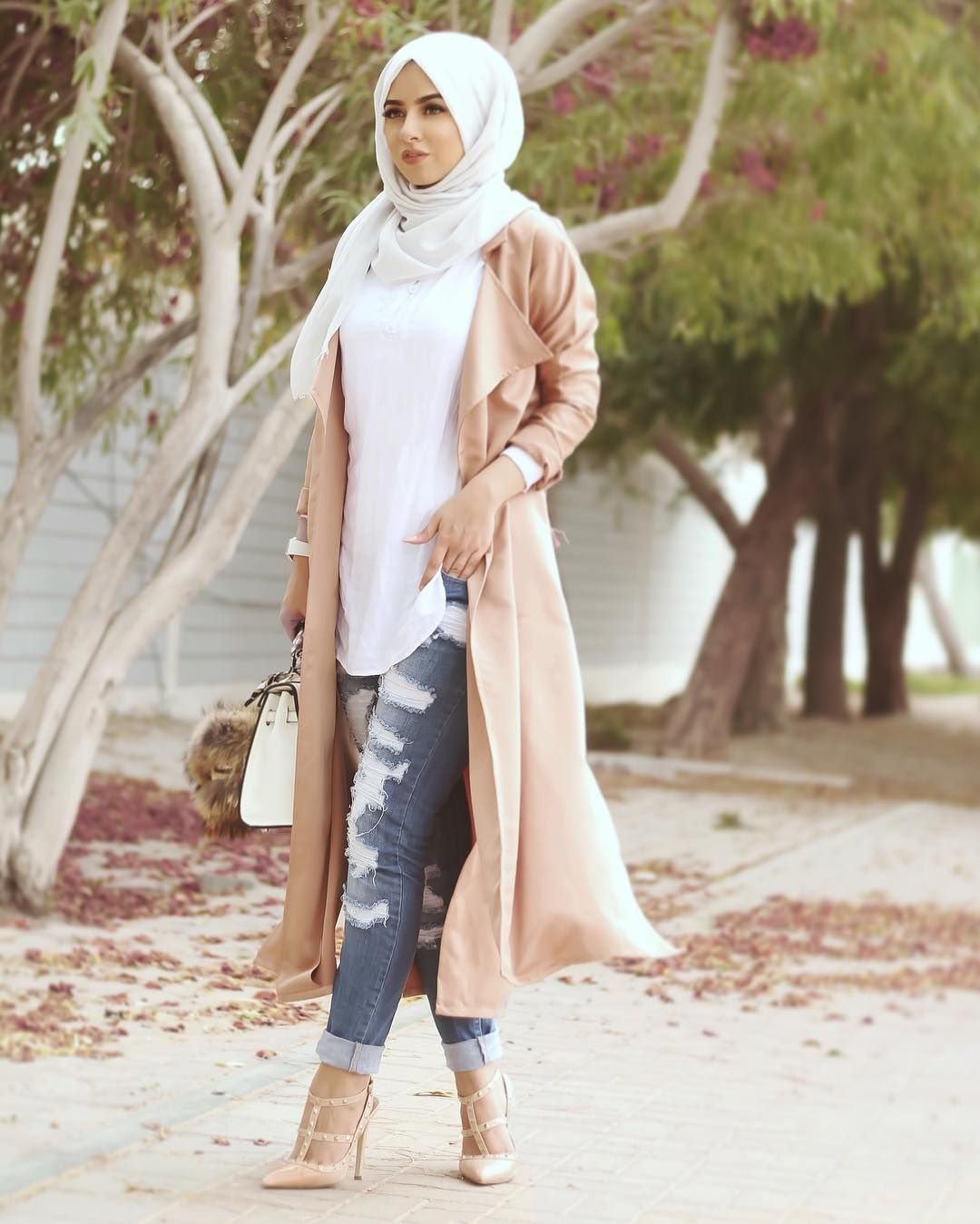 Just Own It Streetstyle Hijabfashion Fashionblogger Fashion Hijab Fashion Pinterest