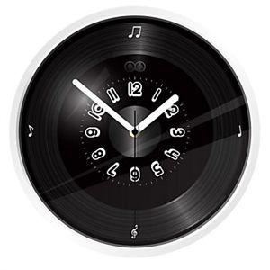 Decorative Clocks - Modern Wall Clock - Stylish Metal Wall Clock