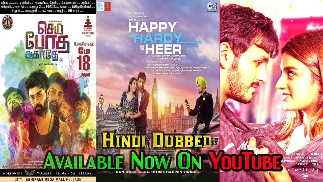 Top 10 New Released Hindi Dubded Movie Available On Youtub Mr Majnu R In 2020 Love Story Movie Suspense Movies South Film