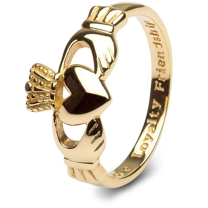 Image result for irish claddagh ring meaning