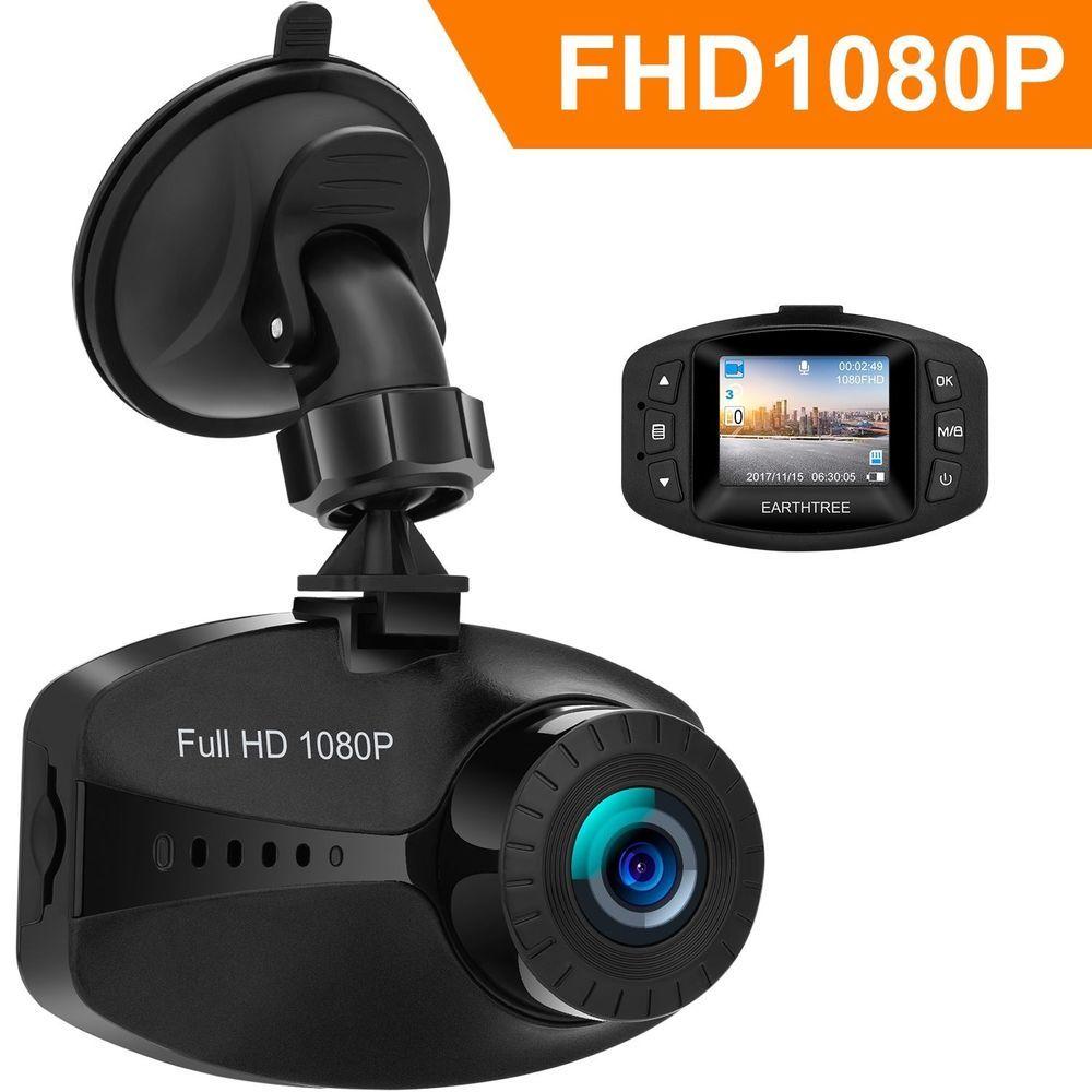 In car dash cam monitor fhd 1080p mini car dashboard