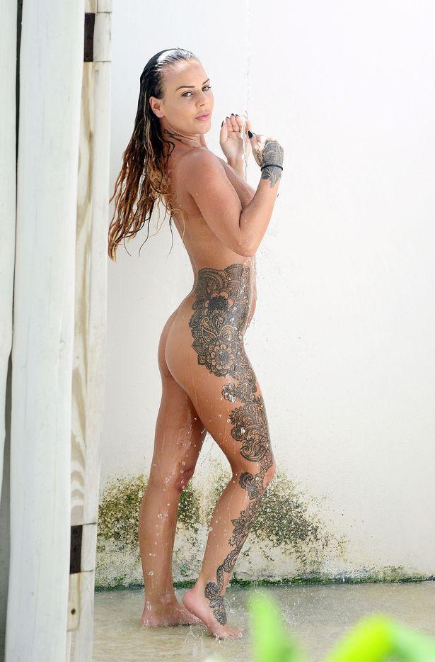 Chanel iman nude pics