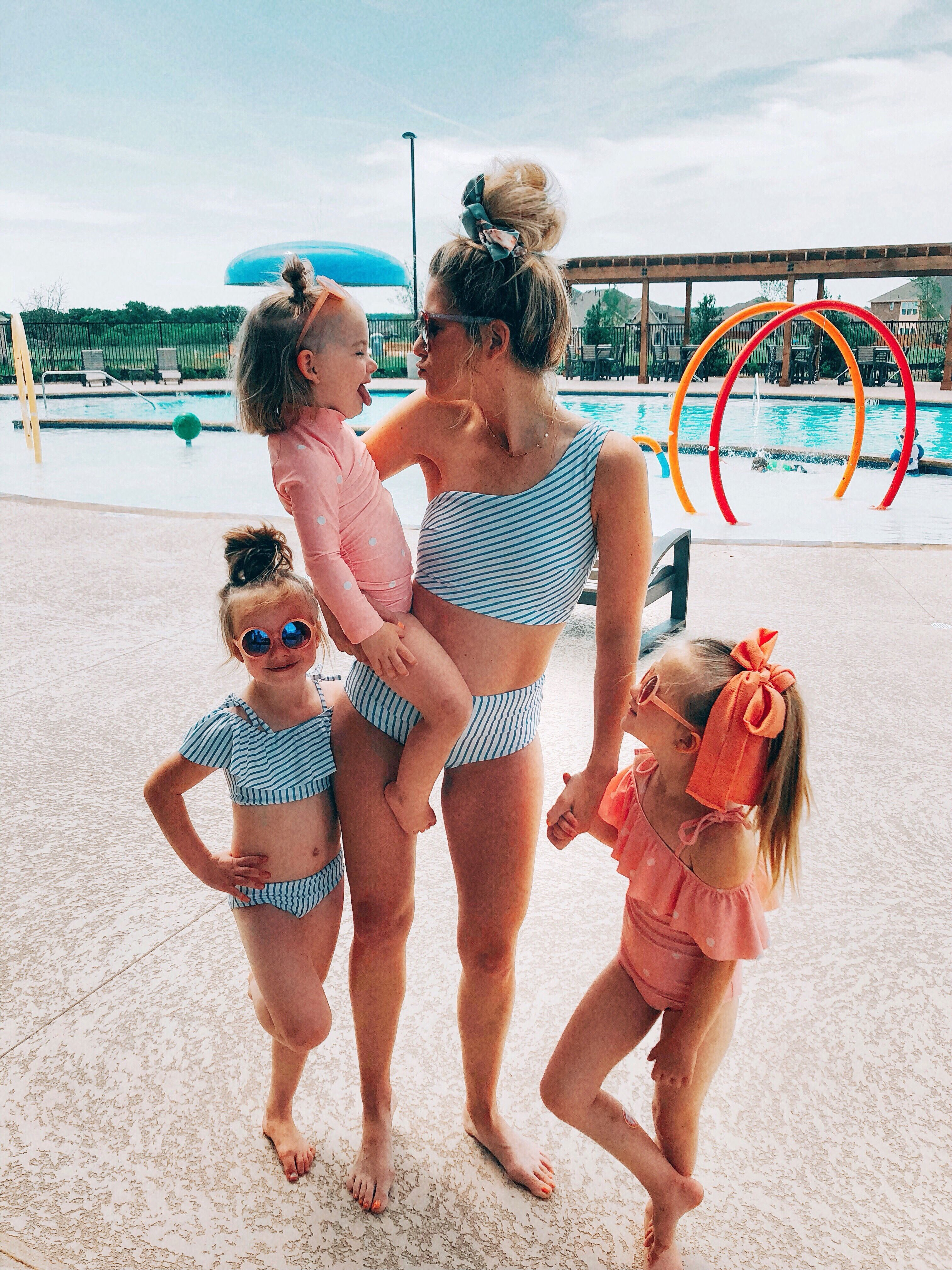 384ac174624 MATCH WITH YOUR KIDS! It's summertime, which means SWIM SEASON! For you AND