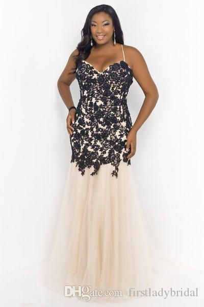 Plus size lace homecoming dresses