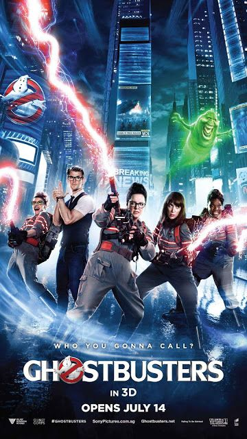 Middle Age Freak: Ghostbusters