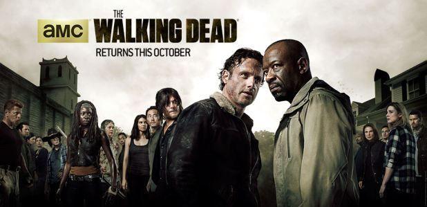 The Walking Dead Watch The New Season 6 Promo Now Walking