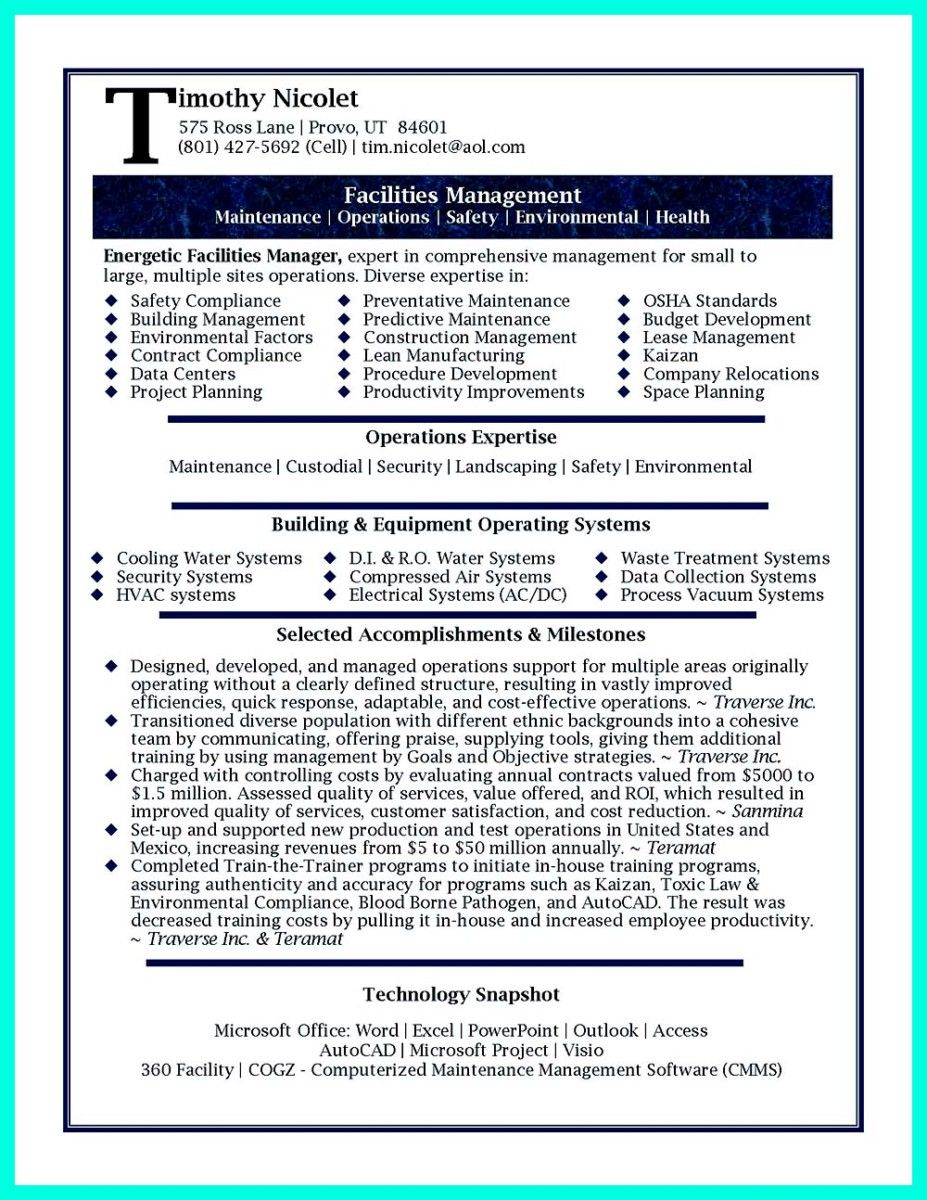Cool Inspiring Case Manager Resume To Be Successful In Gaining New