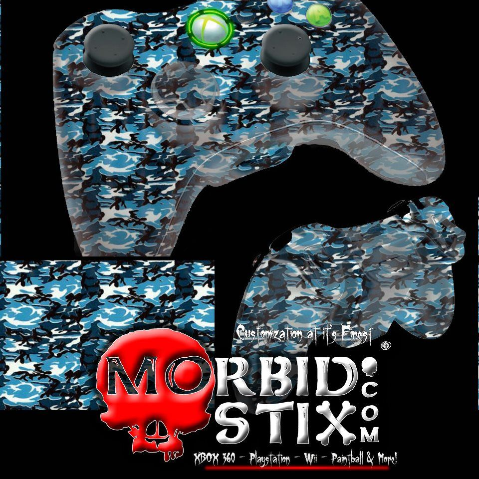 Pin By MorbidStix On Camo Controllers