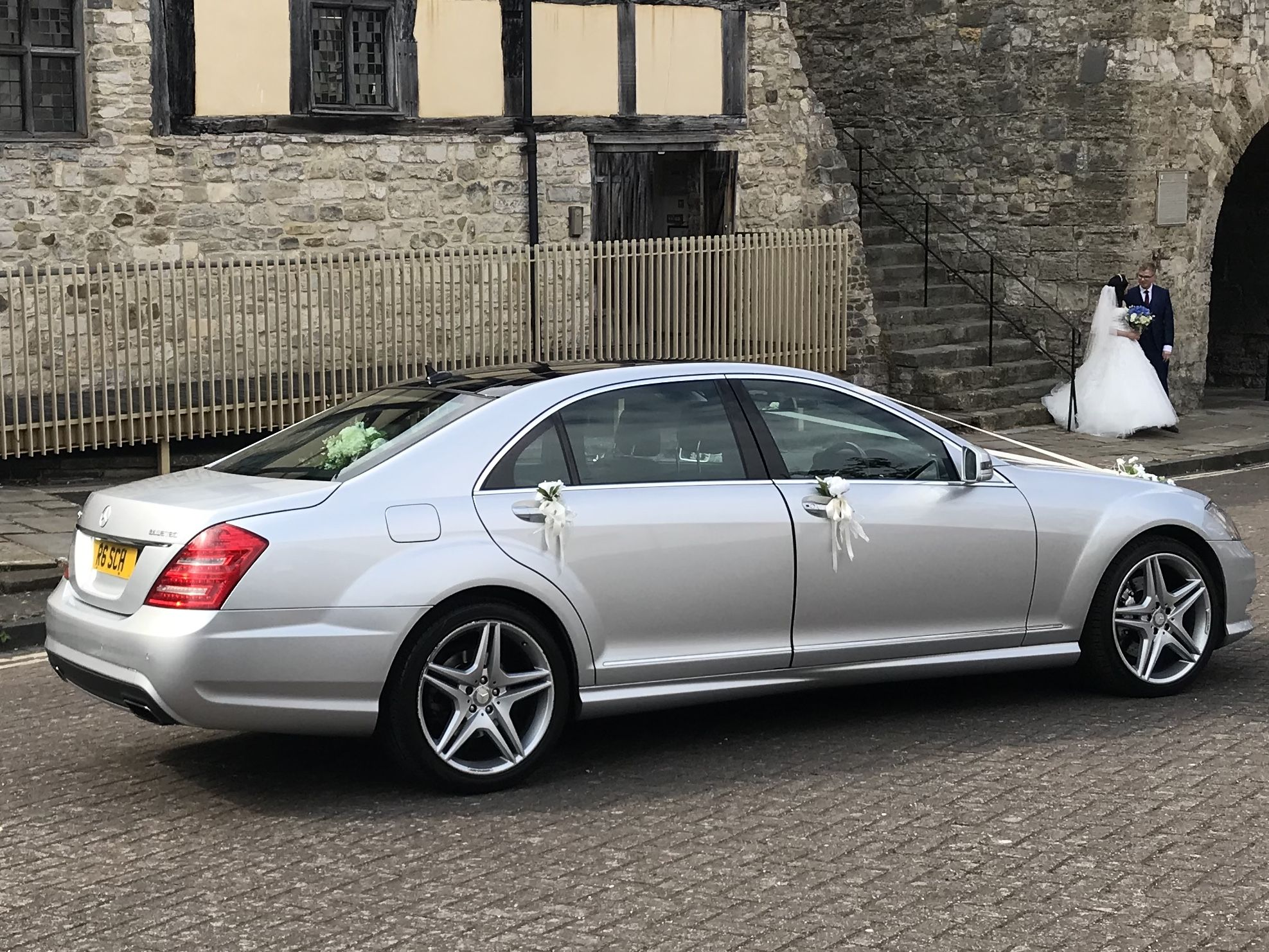 Southampton Chauffeur Hire wedding car | Chauffeur ...
