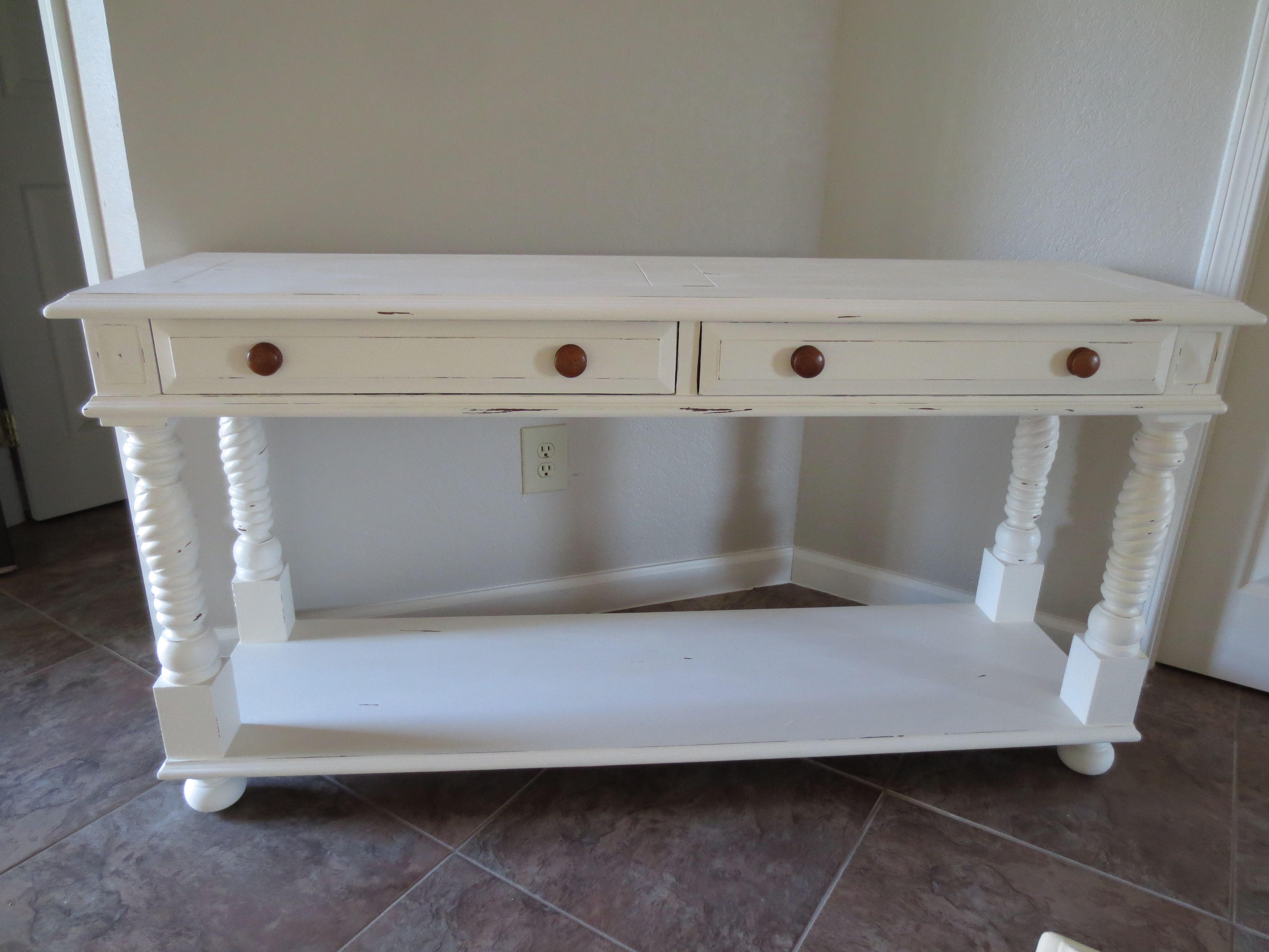 Chalk Paint Sofa Table Painted Sofa Furniture Home Decor
