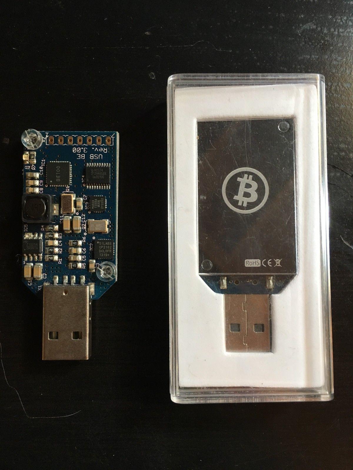 Asic Bitcoin Miner Usb Block Erupter 333 Mh S Btc Cryptocurrency Motherboard Biostar Tb250 Lga 1151 Mining