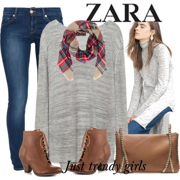2cf7a1fd7753a 40 Chic Sweater Outfit Ideas For Fall/Winter 2019 - Outfits with ...