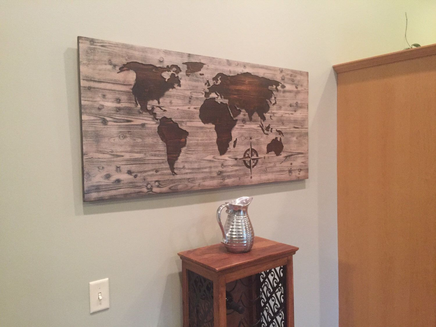World Map Home Decor Large Carved World Map Wall Art World Map Home Decor World Map