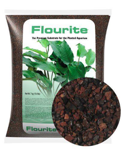 Amazon Com Flourite 7 Kg 15 4 Lbs Aquarium Decor Gravel