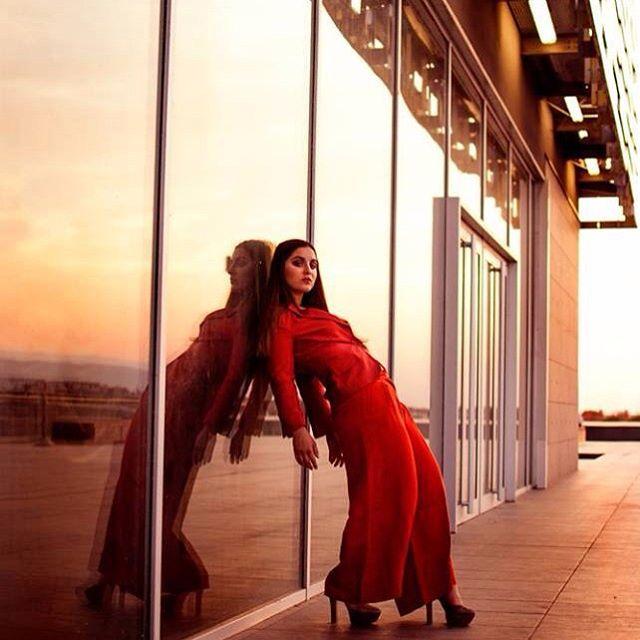 Read here about Julia's Look. http://julialovesart.com/floral-skirt-look-summer/ #giuliaparigi #julialovesart | SHOP ONLINE ON: www.alteregodresstore.com | MAIN SITE: www.alteregodress.com . . .  #fashionblogger #alteregodress #fashion #outfits Red Shades (look @alteregodress) Ph: Tamara Berti - Mua: @cameliemakeup #florence #firenze #photo #look #love #julialovesart