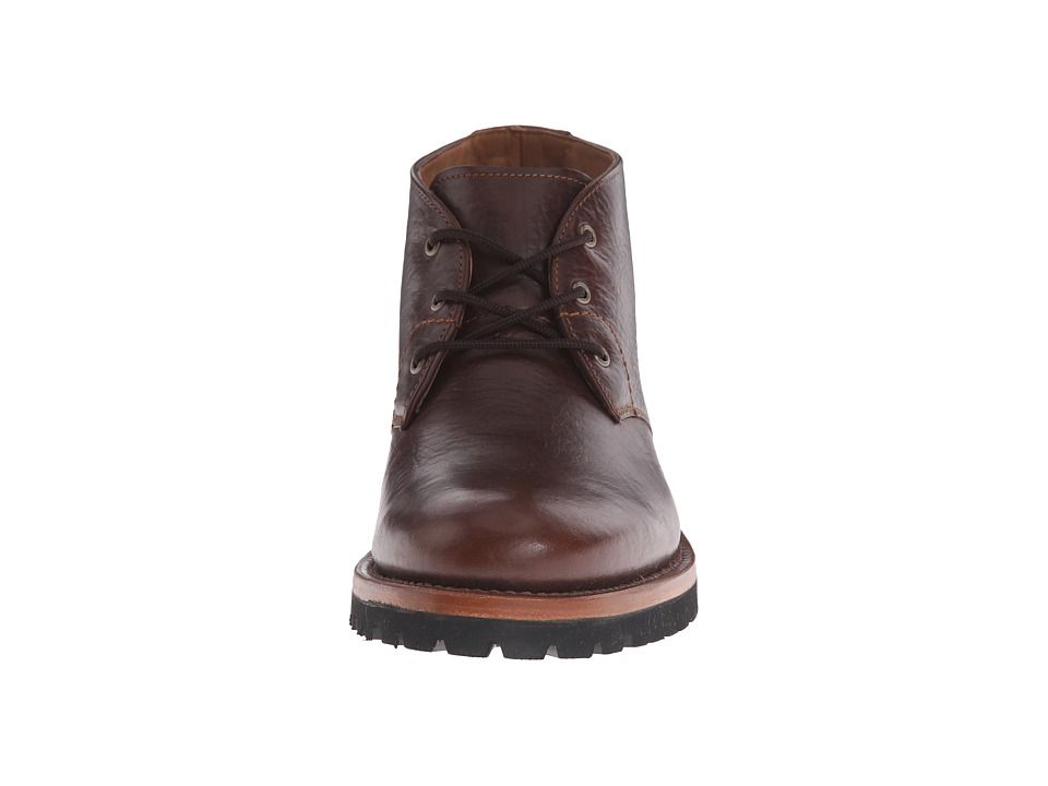Trask Gulch 2.0 Men's Dress Boots Bourbon American Bison