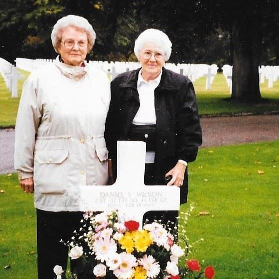Danny Wilson: Lorraine American Cemetery In France