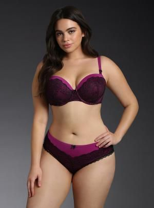 90cc23711faf22 Torrid has a great offering of chemises
