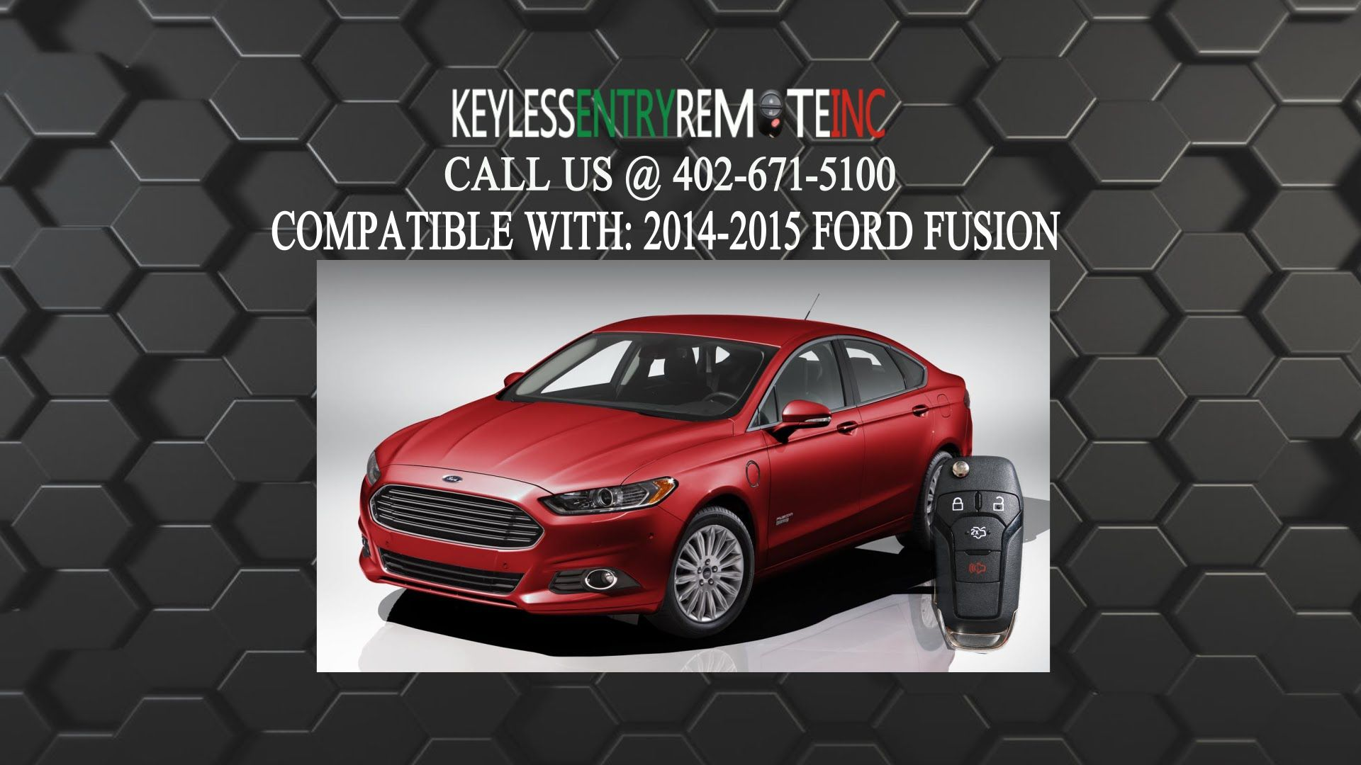How To Replace A Ford Fusion Key Fob Battery 2017 2016