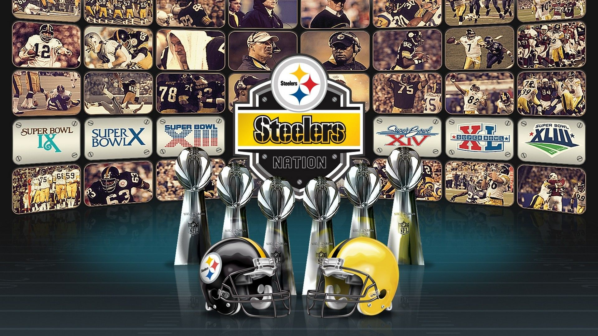 Pittsburgh Steelers HD Wallpapers   Pittsburgh steelers ...