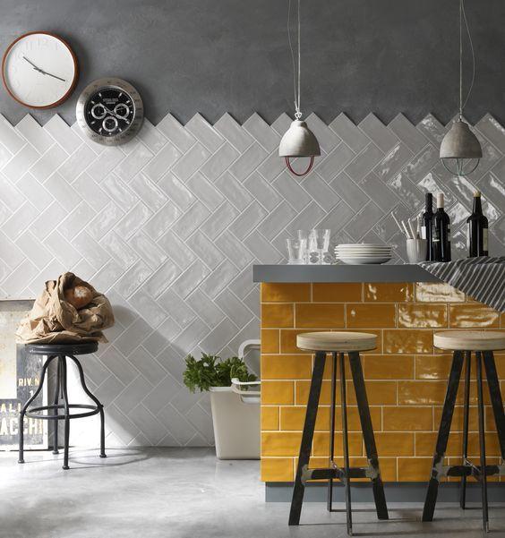 Pin von Elena Marushchenko auf Кухни на мой вкус Pinterest Bäder - rückwand für küche