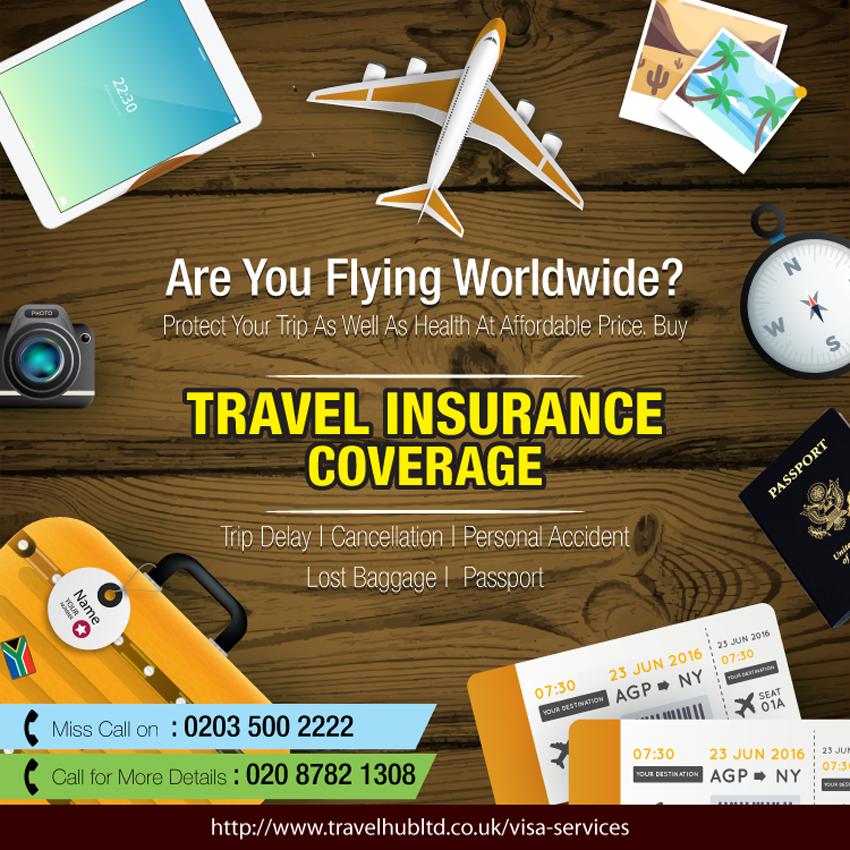 Travel Hub Ltd Insures InternationalTraveler Against Trip
